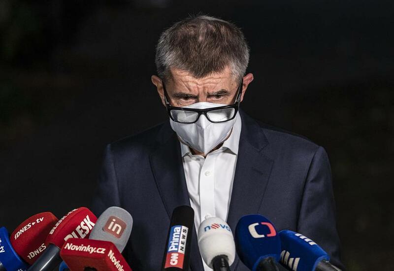 Премьер Чехии заявил, что отчет о взрывах в Врбетице не может быть опубликован