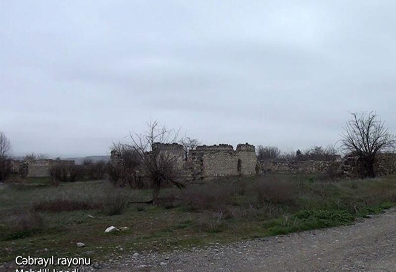 Село Мехдили Джебраильского района