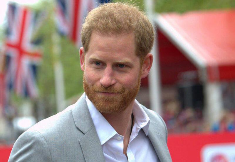 Принц Гарри не задержится в Британии после похорон герцога Эдинбургского Филипа