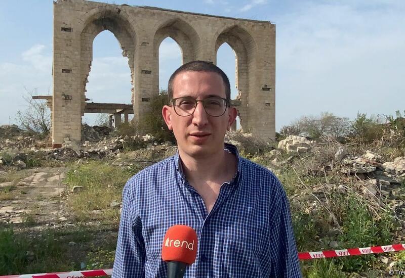 Печально видеть мечеть, разрушенную в результате оккупации территорий Азербайджана