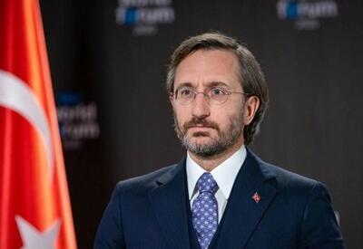Неважно, что политические лидеры говорят о «геноциде армян» - Фахреттин Алтун