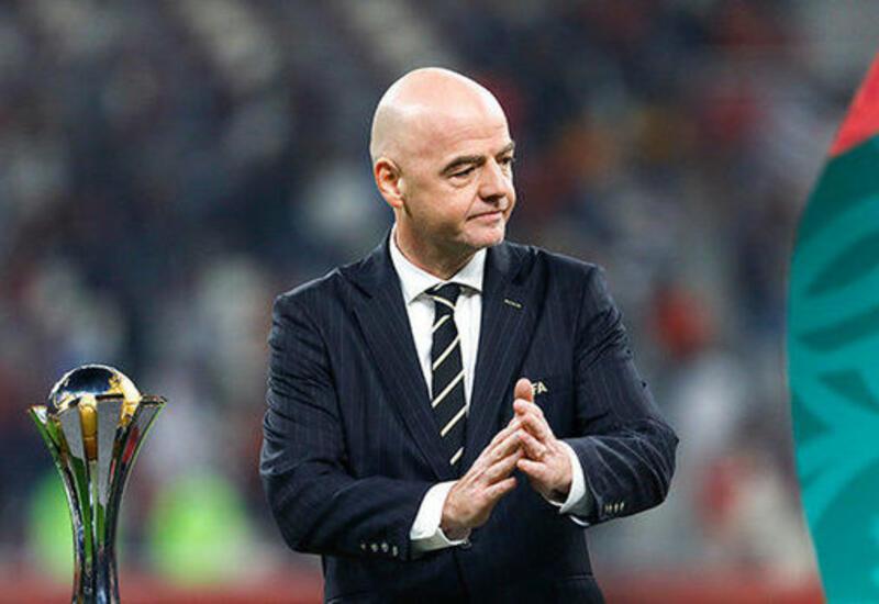 ФИФА категорически не одобряет создание Суперлиги