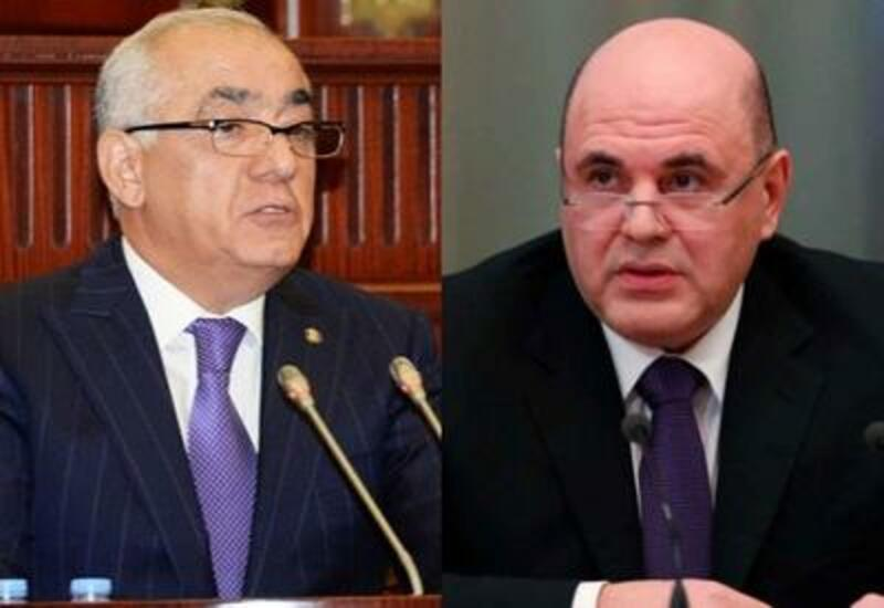 Премьер-министры Азербайджана и России обсудили вопросы торгово-экономического сотрудничества