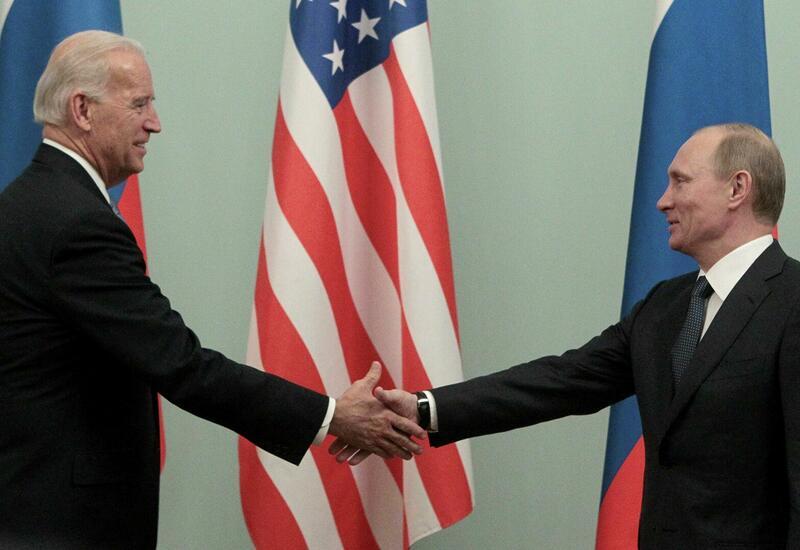В МИД России ответили на вопрос о возможной встрече Путина и Байдена