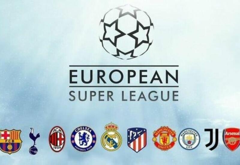 УЕФА подает в суд на клубы Суперлиги