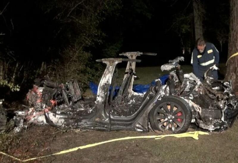 Два человека погибли при аварии робомобиля Tesla