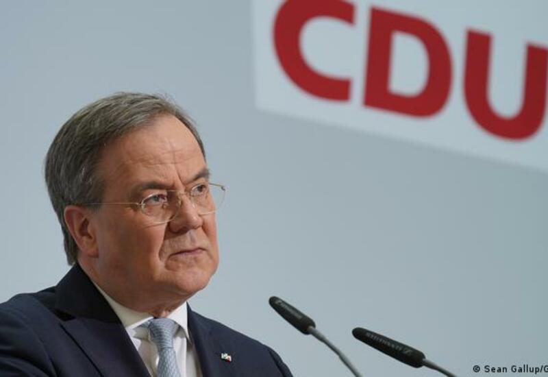 Правление ХДС поддержало Лашета как кандидата в канцлеры от консерваторов