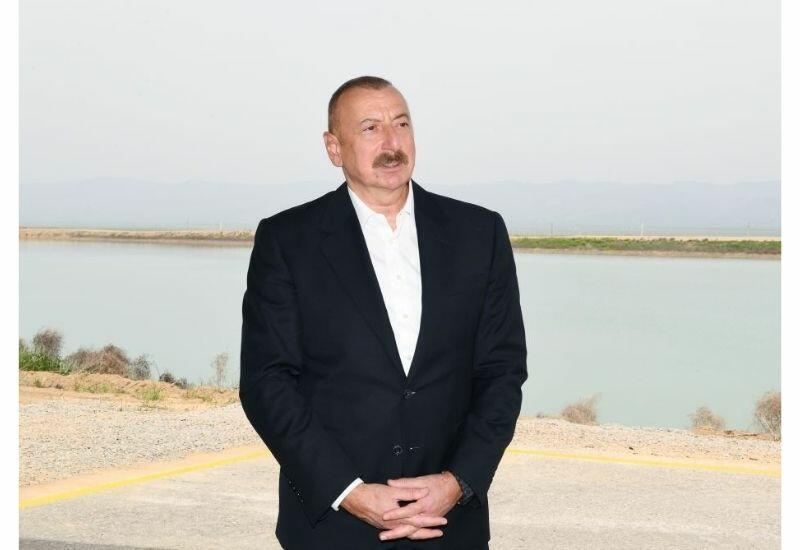 Президент Ильхам Алиев: Мы реализуем Зангезурский коридор, хочет того Армения или нет