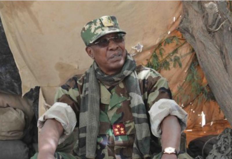 Президент Чада погиб в бою c повстанцами