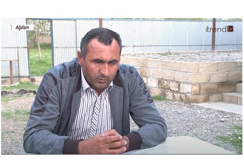 Подорвавшийся на мине сотрудник Агентства Азербайджана по разминированию обратился к гражданам