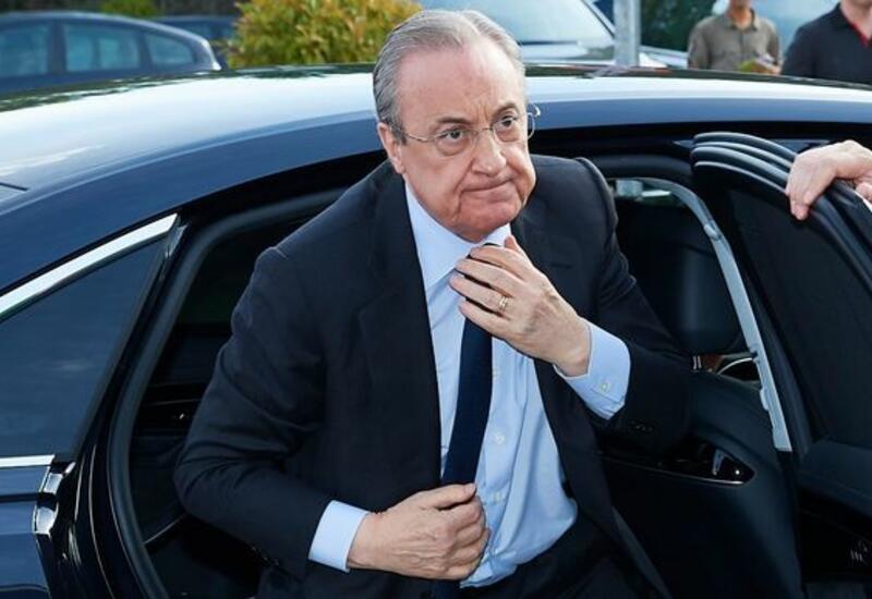 """Президент """"Реала"""" и Суперлиги предложил сделать матчи короче"""