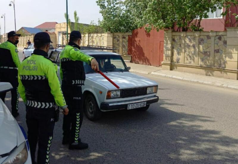 Рейды дорожной полиции