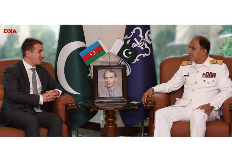 Пакистан всегда поддерживает справедливую позицию Азербайджана