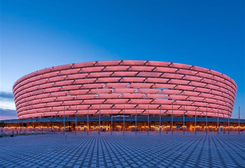 Баку может получить больше матчей ЕВРО-2020