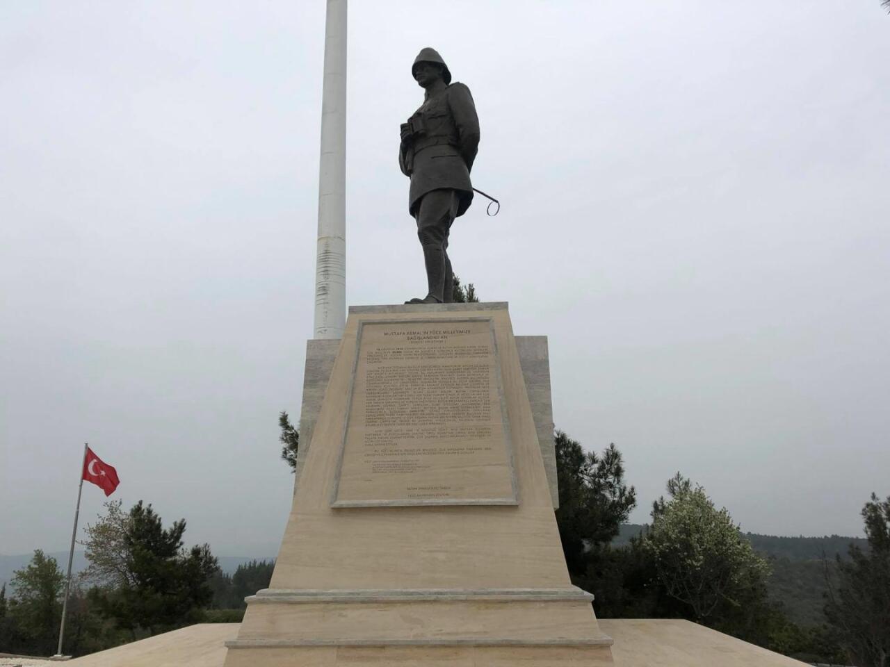 Азербайджанский путешественник совершил велопробег от Стамбула до Чанаккале