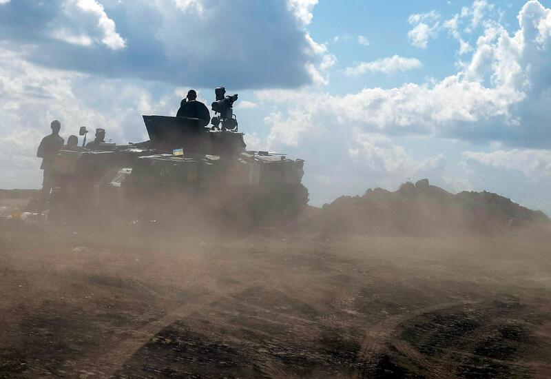 Великобритания и Украина договорились нарастить сотрудничество в военной сфере