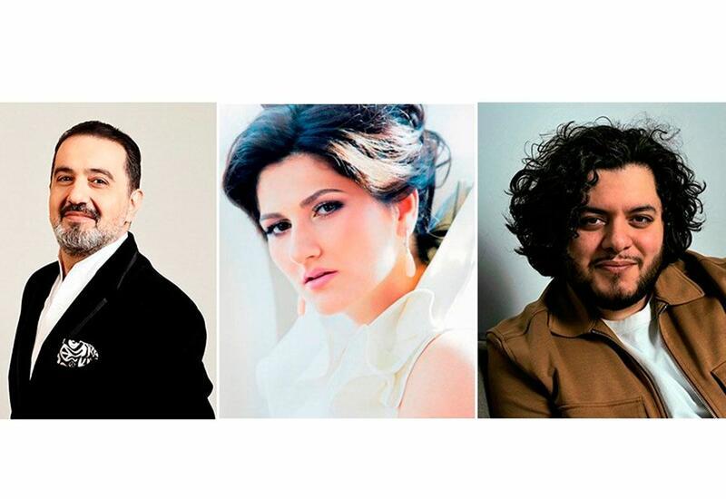 Динара Алиева, Эльчин Азизов и Азер Заде выступят на сцене Большого театра России