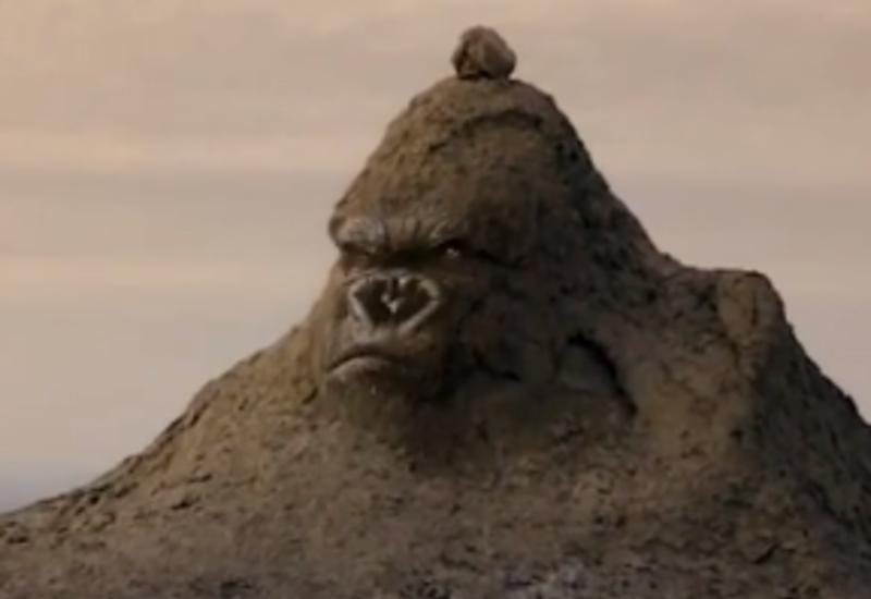 """Гора в Баку похожа на """"Кинг-Конга"""""""