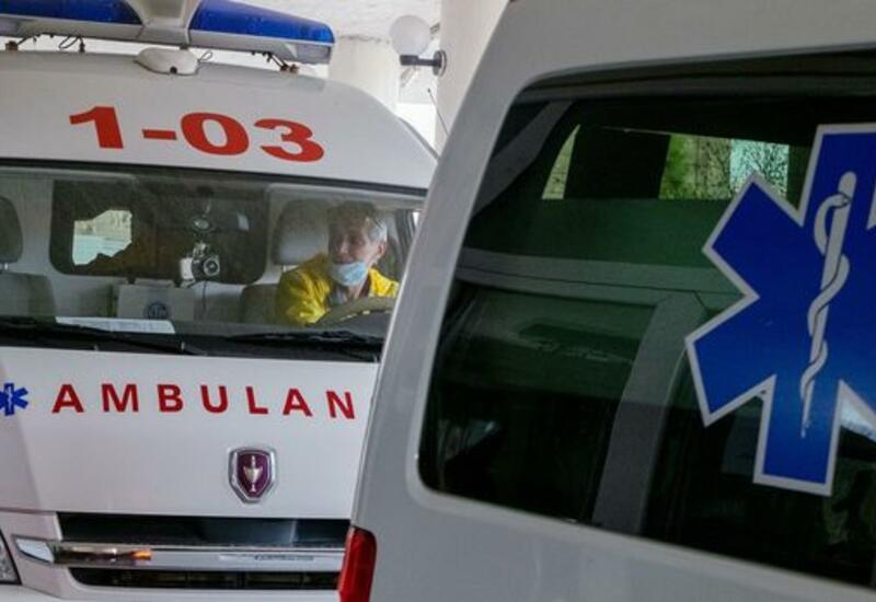 В Ереване взорвался автомобиль, есть погибшие
