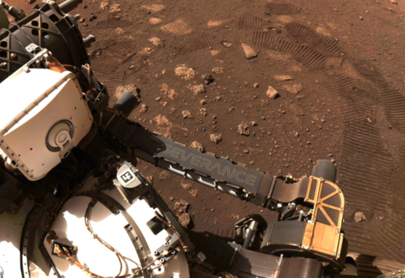 Марсоход Perseverance смог получить кислород из атмосферы Марса