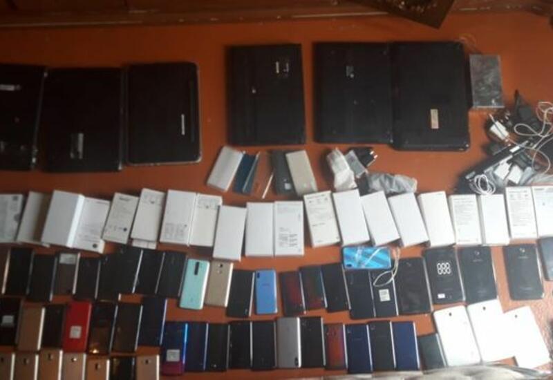 В Агдаме совершена кража из магазина на 20 тыс. манатов