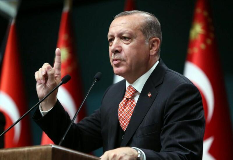 Эрдоган распространил обращение в связи с «геноцидом армян»