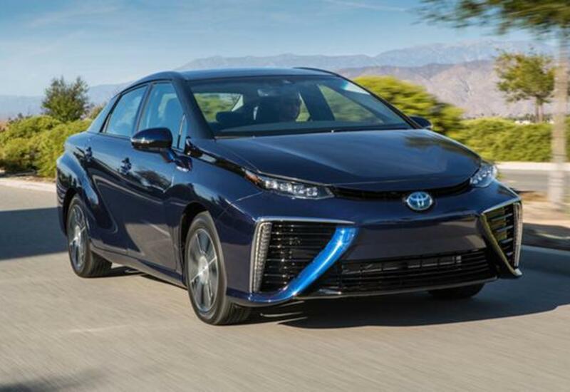 Toyota сообщила о разработке нового водородного двигателя