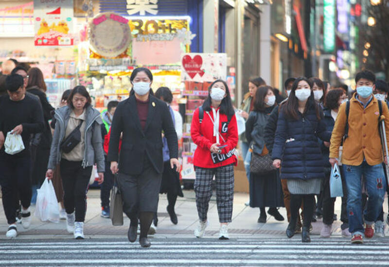 В крупнейших городах Японии вновь введут режим ЧС из-за коронавируса