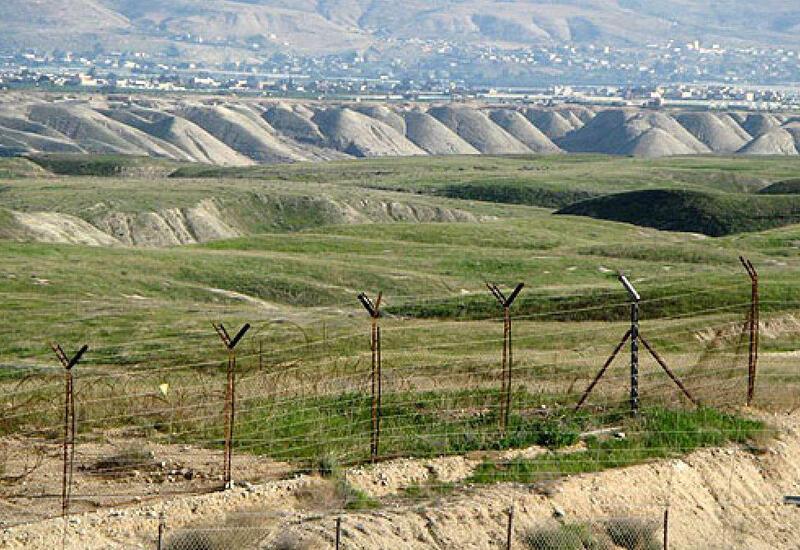 Армения устроила провокации на границе с Азербайджаном