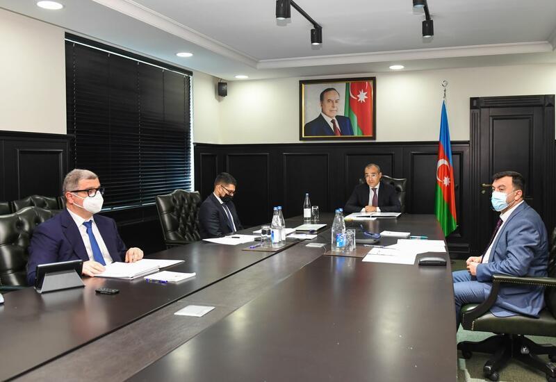 Состоялось второе заседание Наблюдательного совета Фонда возрождения Карабаха