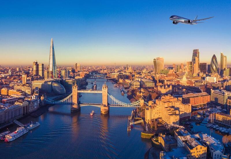 «Азербайджанские Авиалинии» открывают спецрейсы в Лондон