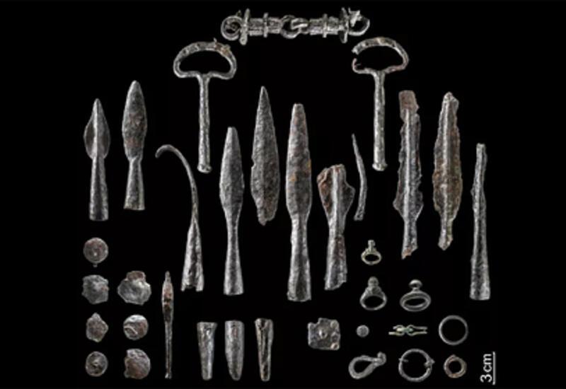 В Германии обнаружили крупный клад с оружием