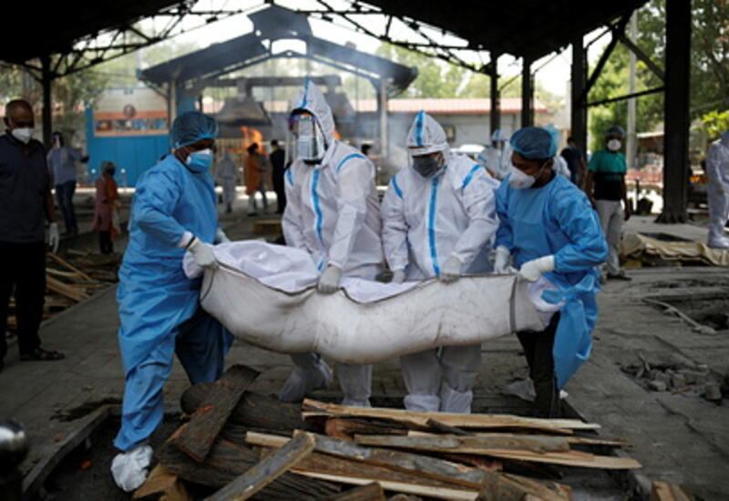 В Индии 22 пациента умерли в больнице из-за утечки кислорода