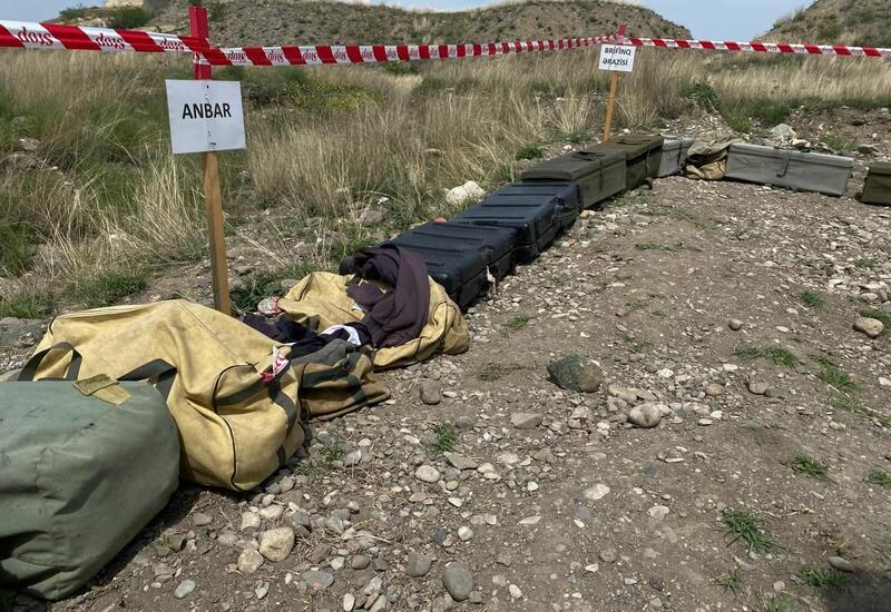 Территория Суговушана заминирована пластиковыми минами