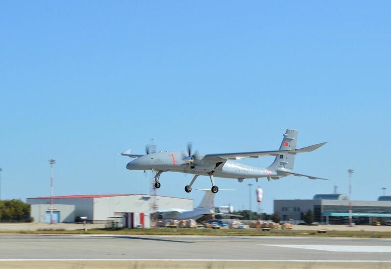 В Турции планируют к 2023 году создать прототип беспилотного военного самолета