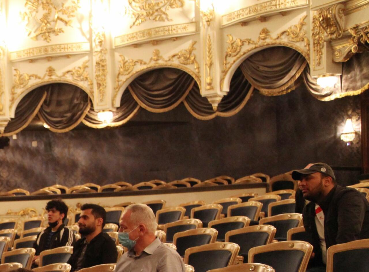 В Баку открылся инклюзивный театр