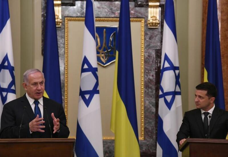 Украина предложила Нетаньяху стать посредником в переговорах с Россией