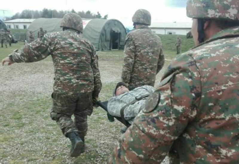 Азербайджан передал останки еще троих армянских военнослужащих