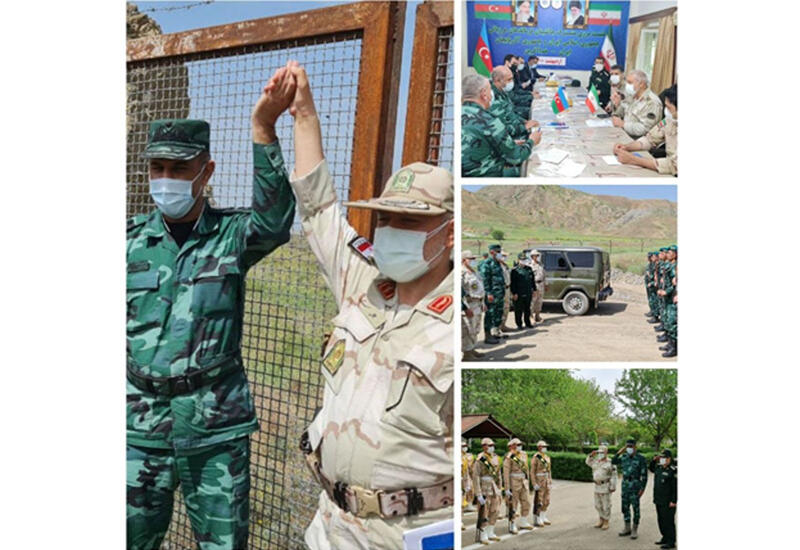 Азербайджан взял под контроль северную часть плотин на границе с Ираном