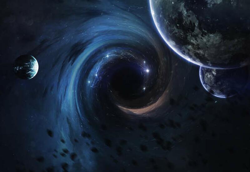 Астрономы нашли самую близкую к Земле черную дыру