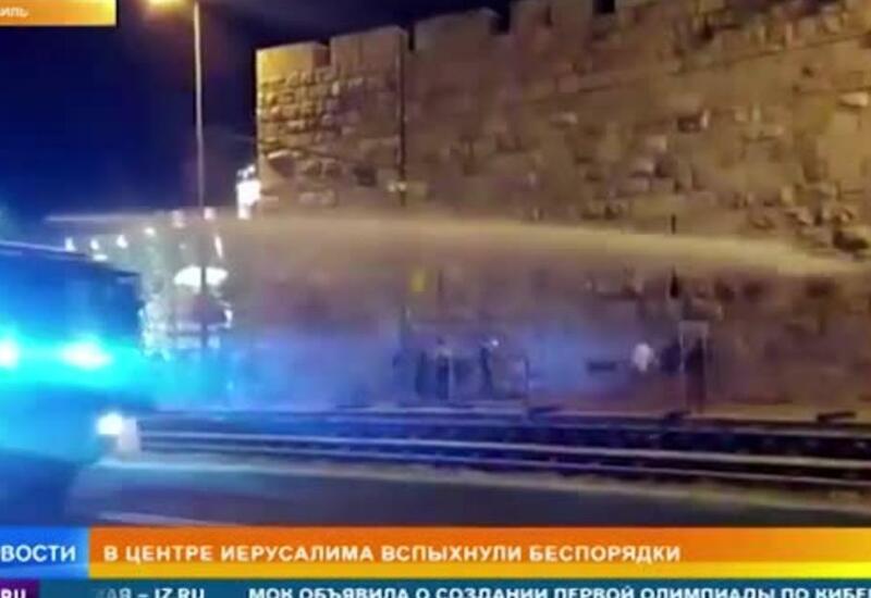 Драка в Иерусалиме переросла в массовые погромы