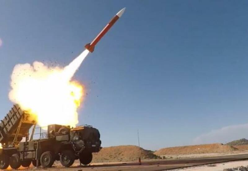 Ракетный удар нанесен по военной базе США в Багдаде