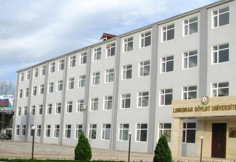 Назначен ректор Лянкяранского государственного университета