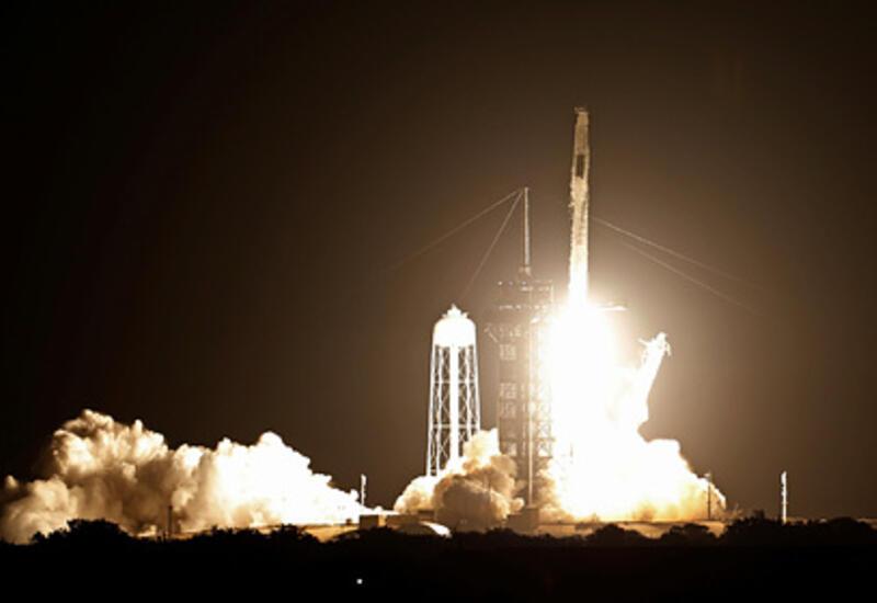 SpaceX запустила Crew Dragon к МКС и в 80-й раз сохранила Falcon 9