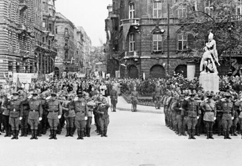 Россия рассекретила документы о зверствах нацистов в Венгрии