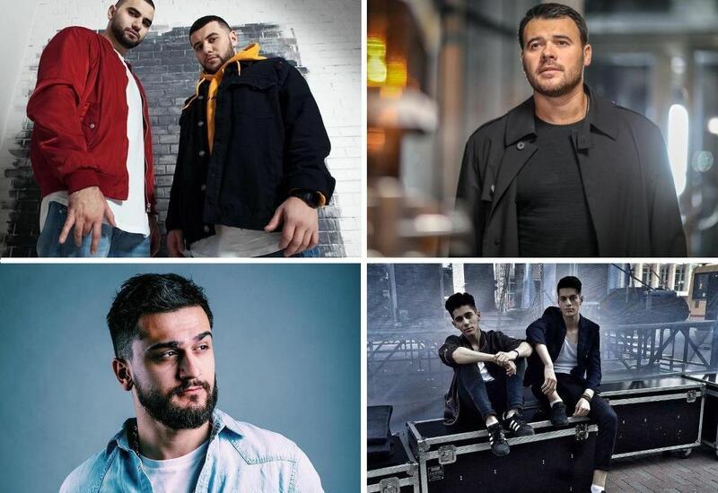 Азербайджанские звезды номинированы на престижную в России музыкальную премию