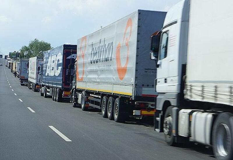 Установлен порядок въезда в Азербайджан грузовых транспортных средств