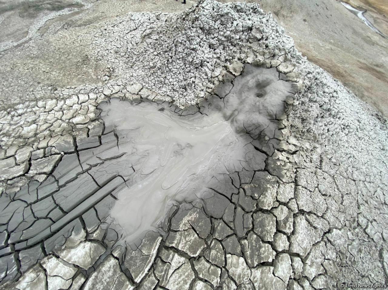 Организован медиатур в Туристический комплекс грязевых вулканов