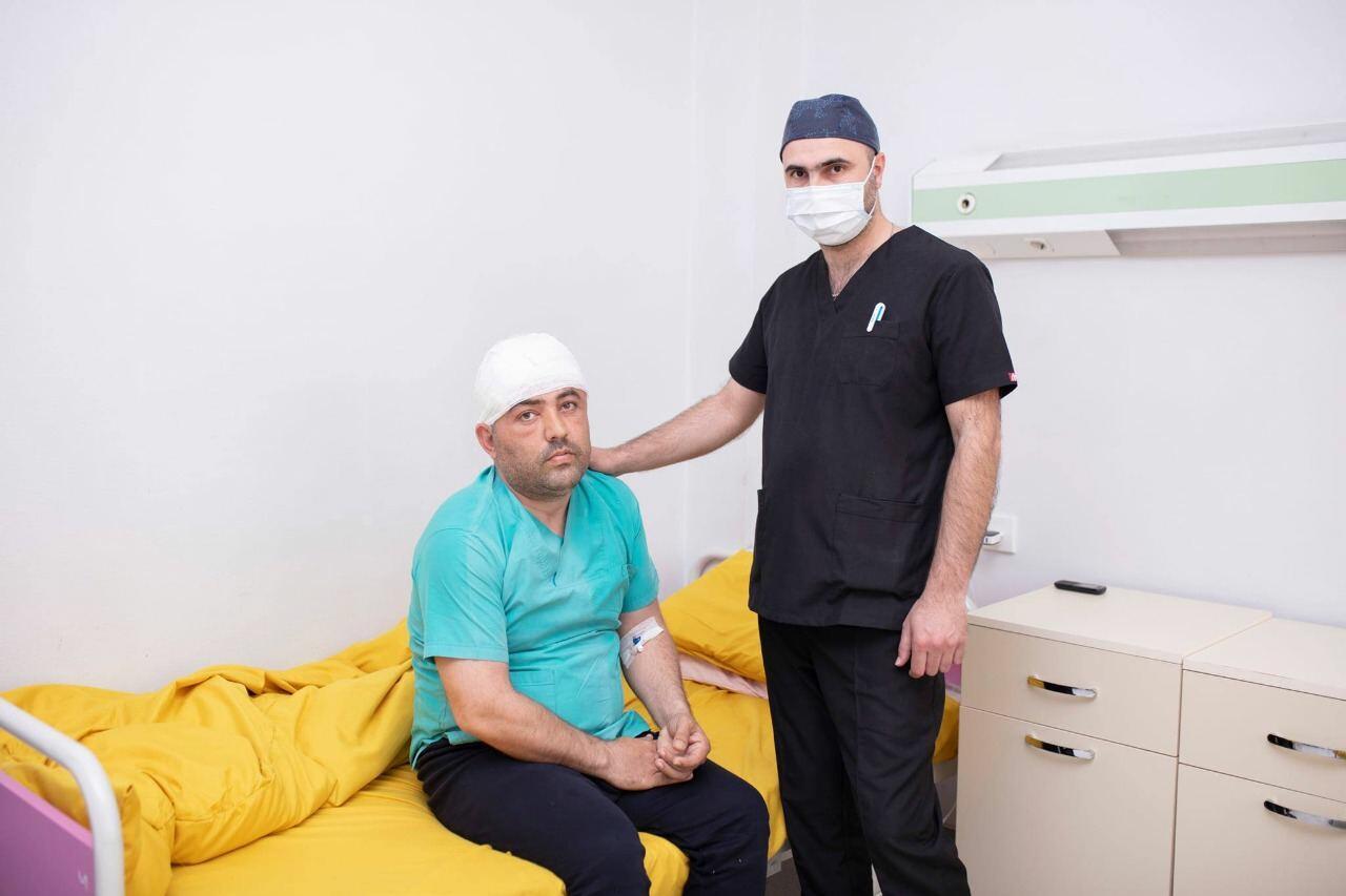 Фонд YAŞAT профинансировал расходы на хирургические операции еще 3 участников Отечественной войны