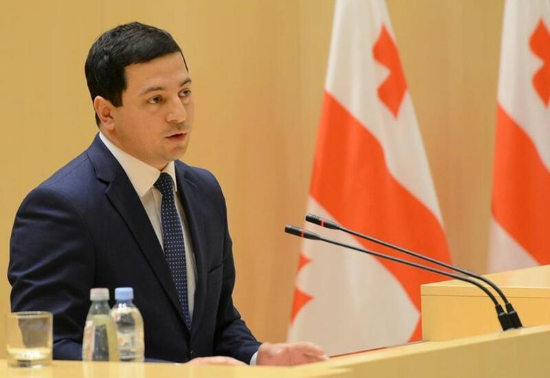Спикер парламента Грузии подал в отставку